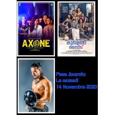 Pass Journée | Le samedi 14 Novembre 2020